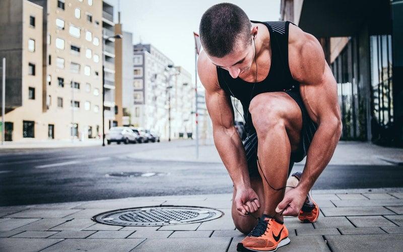 5 entrenamientos al aire libre