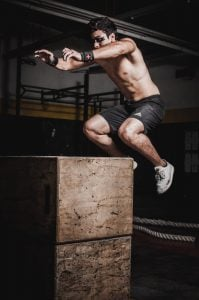 Box Jump y el miedo a lastimarse